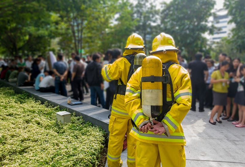 Emergency preparedness solutions include Training and Exercises
